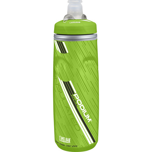 CAMELBAK Podium Chill 21oz Sport Water Bottle (Sprint Green 2016)