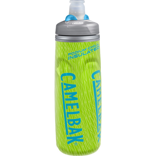 CAMELBAK Podium Chill Sport Water Bottle (21 fl oz, Clover)
