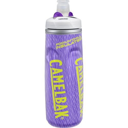 CAMELBAK Podium Chill Sport Water Bottle (21 fl oz, Lavender)