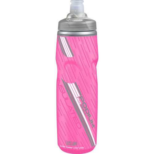 CAMELBAK Podium Big Chill Sport Water Bottle (25 oz, Pace Pink)