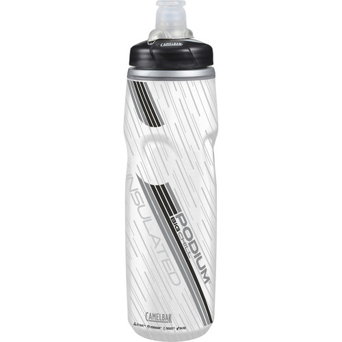 CAMELBAK Podium Big Chill Sport Water Bottle (25 oz, Carbon 2016)