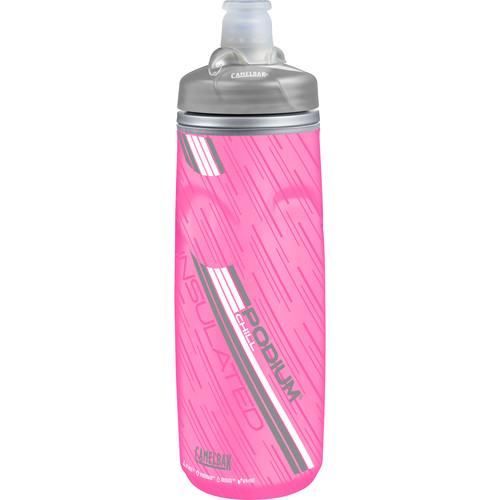 CAMELBAK Podium Chill Sport Water Bottle (21 fl oz, Pace Pink)