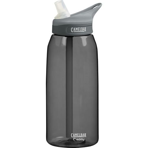 CAMELBAK 1L eddy Water Bottle (Charcoal)