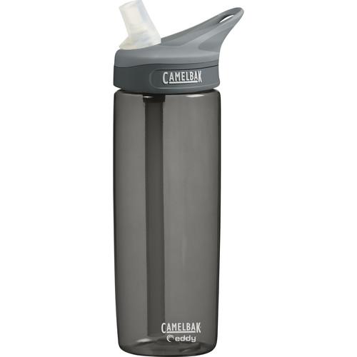 CAMELBAK eddy Water Bottle (20 fl oz, Charcoal)