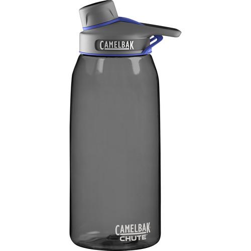 CAMELBAK Chute 1L Water Bottle (Charcoal)