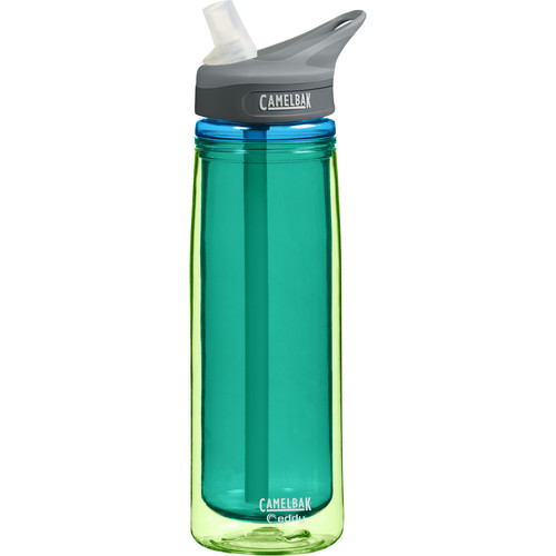 CAMELBAK eddy Insulated Water Bottle (20 fl oz, Jade)