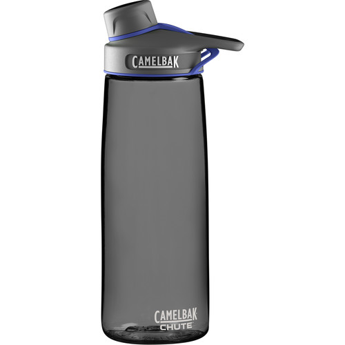 CAMELBAK Chute .75L Water Bottle (Charcoal)