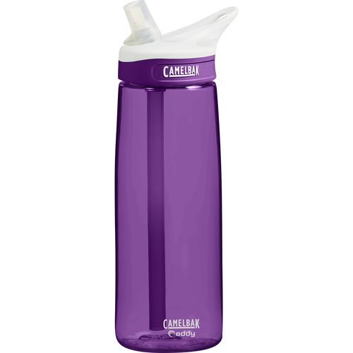 CAMELBAK eddy Water Bottle (25 fl oz, Acai)