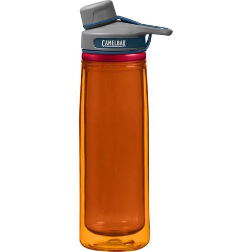 CAMELBAK Chute Insulated Water Bottle (20 fl oz, Fire)