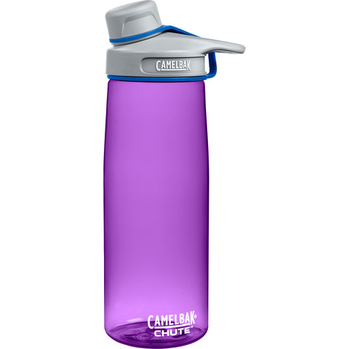 CAMELBAK Chute Water Bottle (25 fl oz, Lotus)