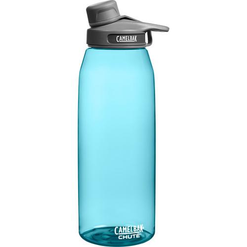 CAMELBAK Chute Water Bottle (48 fl oz, Sky Blue)
