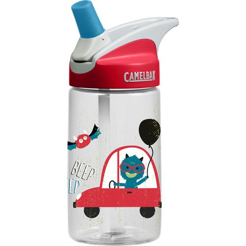 CAMELBAK eddy Kids Water Bottle (12 fl oz, Rad Monsters)