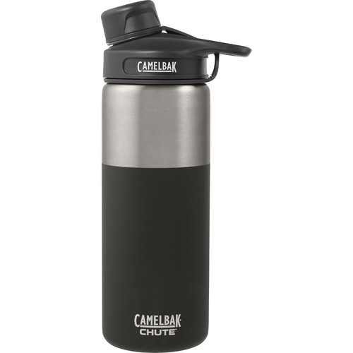CAMELBAK Chute Insulated 0.6L Stainless Water Bottle (Jet)