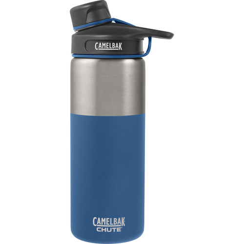 CAMELBAK Chute Vacuum Insulated Stainless Water Bottle (20 fl oz, Pacific)