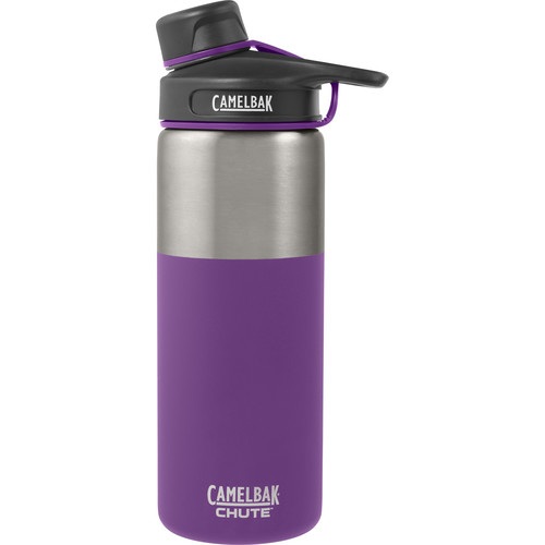 CAMELBAK Chute Vacuum Insulated Stainless Water Bottle (20 fl oz, Fig)