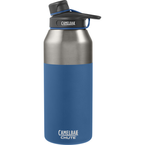 CAMELBAK Chute Vacuum Insulated Stainless Water Bottle (40 fl oz, Pacific)