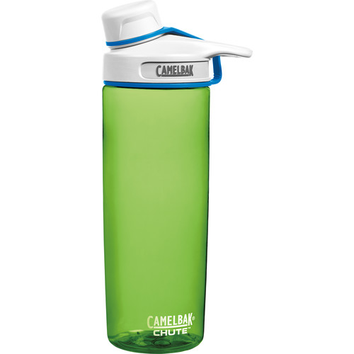 CAMELBAK Chute Water Bottle (20 fl oz, Groovy Green)