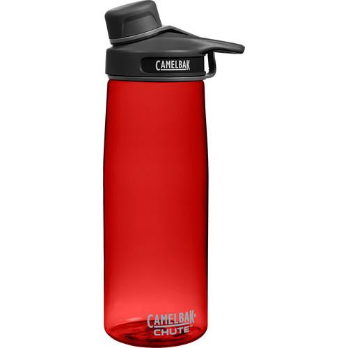 CAMELBAK Chute Water Bottle (25 fl oz, Cardinal)