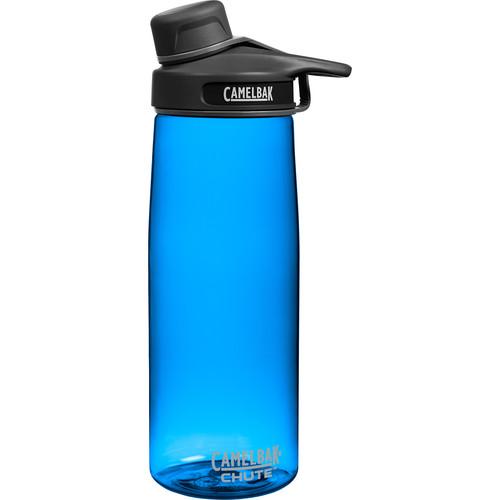 CAMELBAK Chute Water Bottle (25 fl oz, Methyl Blue)
