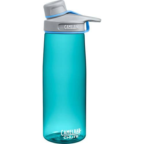 CAMELBAK Chute Water Bottle (25 fl oz, Sea Glass)