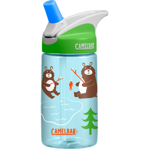 CAMELBAK 0.4L eddy Kids Insulated Water Bottle (Bear Scouts)