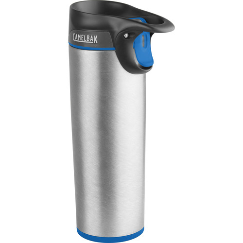 CAMELBAK Forge Travel Mug (16 fl oz, Blue Steel)