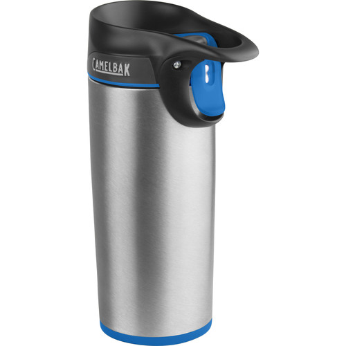 CAMELBAK Forge Travel Mug (12 fl oz, Steel Blue)