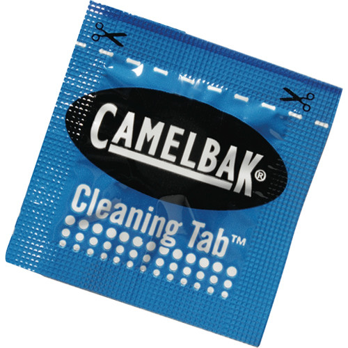CAMELBAK Cleaning Tablets for Hydration Reservoirs (8-Pack)