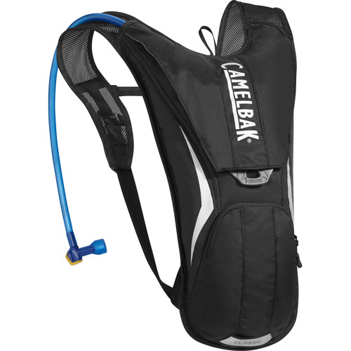 CAMELBAK Classic Hydration Pack with 2.1L Reservoir (Black)