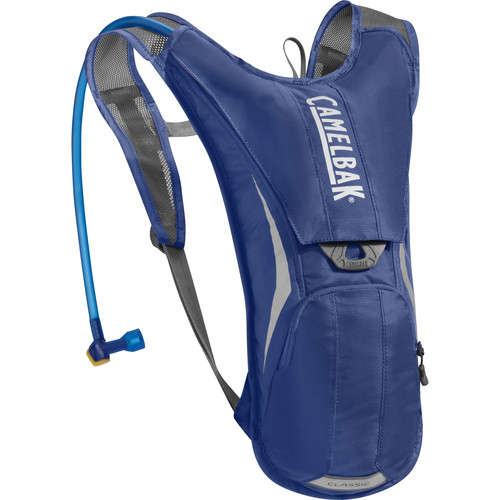 CAMELBAK Classic Hydration Pack with 2.1L Reservoir (Pure Blue)