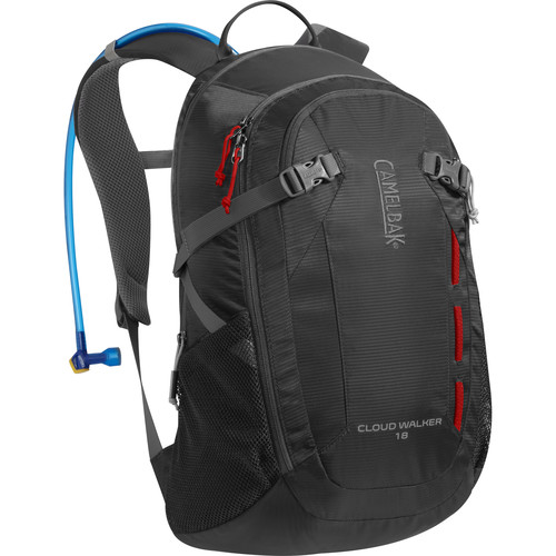 CAMELBAK Cloud Walker 18 Hydration Pack (2L Antidote Reservoir, Charcoal/Graphite)