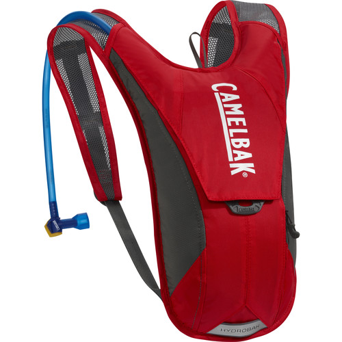 CAMELBAK HydroBak 1.5L Hydration Pack (Racing Red/Graphite)