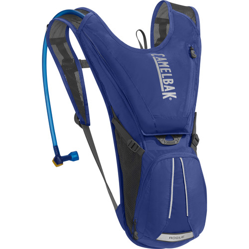 CAMELBAK Rogue Hydration Bike Pack with 2L Reservoir (Pure Blue)