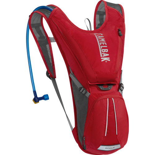 CAMELBAK Rogue Hydration Bike Pack with 2L Reservoir (Racing Red)