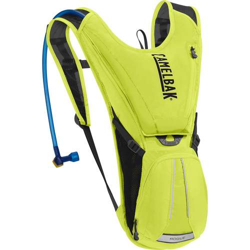 CAMELBAK Rogue Hydration Bike Pack with 2L Reservoir (Lemon Green)