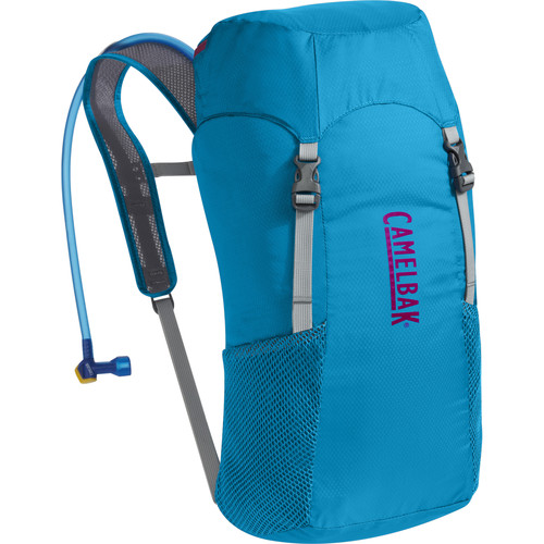 CAMELBAK Arete 18 Hydration Pack (Blue Jewel/Silver)