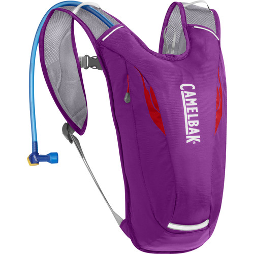 CAMELBAK Dart 3L Backpack with 1.5L Reservoir (Purple Cactus Flower)