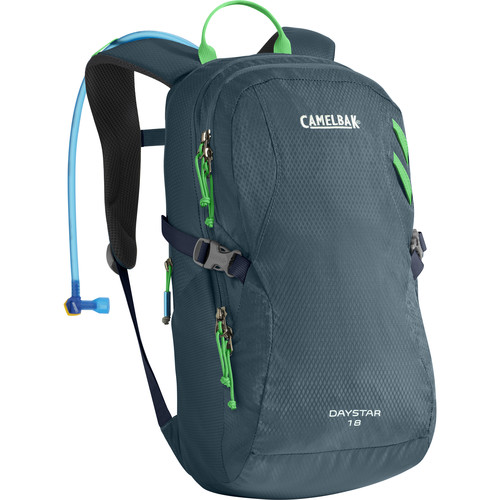 CAMELBAK Day Star 18 Women's 16L Backpack with 2L Reservoir (Reflecting Pond/Andean Toucan)