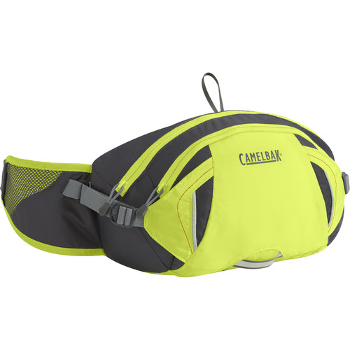 CAMELBAK FlashFlo LR Run / Walk 50oz Lumbar Pack (Lime Punch / Charcoal)