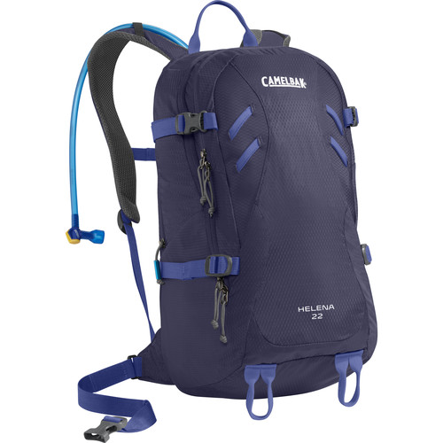 CAMELBAK Helena 22 Women's Backpack with 3L Reservoir (Astral Aura / Violeta)