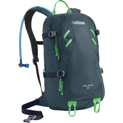 CAMELBAK Helena 22 Women's Backpack with 3L Reservoir (Reflecting Pond / Andean Toucan)