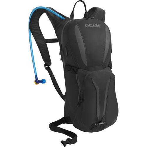 CAMELBAK Lobo 6L Hydration Bike Pack with Reservior (Black)