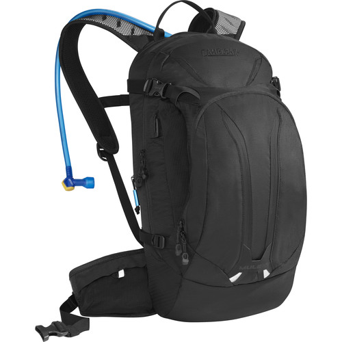 CAMELBAK M.U.L.E. NV 12L Hydration Bike Pack with 3L Reservoir (Black)