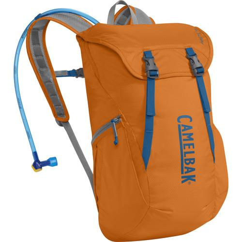CAMELBAK Arete 18 Hydration Pack (Kabocha/Blue Sapphire)