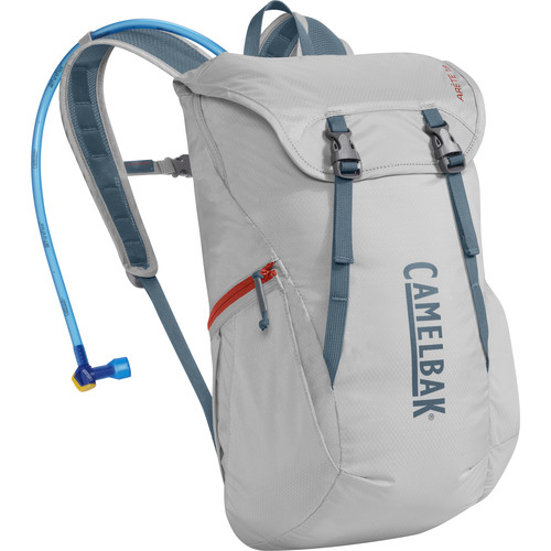 CAMELBAK Arete 18 Hydration Pack (Silver/Tapestry)