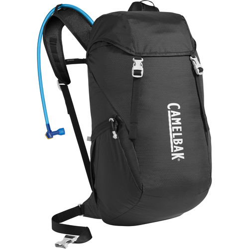 CAMELBAK Arete 22 Hydration Pack (Black-Silver)