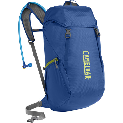 CAMELBAK Arete 22 Hydration Pack (Olympian Blue-Green Oasis)