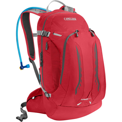 CAMELBAK H.A.W.G. NV 17L Hydration Backpack with 3L Reservoir (Barbados Cherry/Graphite)