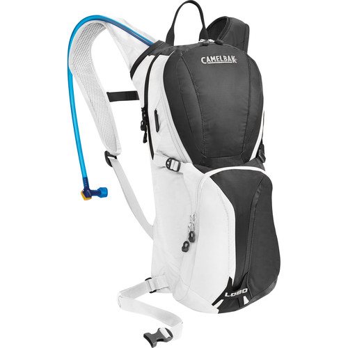 CAMELBAK Lobo 6L Hydration Bike Pack with Reservior (Charcoal/White)