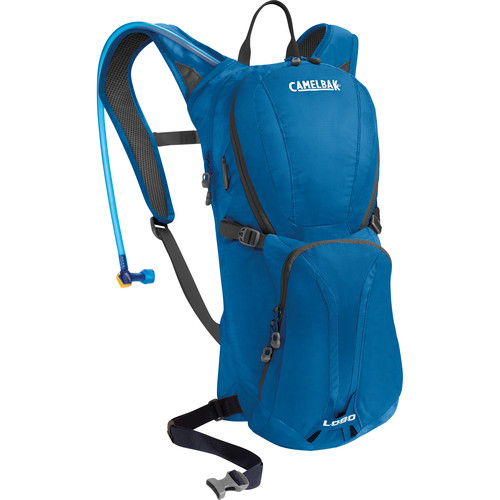 CAMELBAK Lobo 6L Hydration Bike Pack with Reservior (Imperial Blue/Charcoal)
